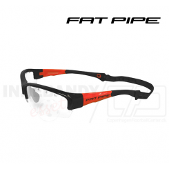 Fat Pipe Protective Eyewear Kids black/orange