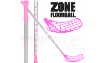 Zone Hyper AIR Superlight Curve 2.0° 29 silver/pink