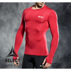 Select Compression Shirt red