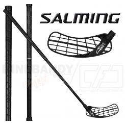Salming Hawk Xtremelite 27 - Floorballstav - black
