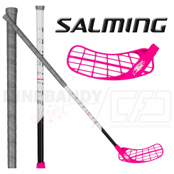 Salming Hawk Tourlite Aero 29 - Floorballstav - grey / magenta