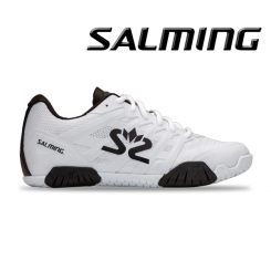 Salming Hawk 2 Shoe Women - Floorballsko - white / black