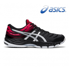 Asics Gel Beyond 6 - Herre - black/classic red