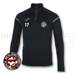 Løbetrøje - Benløse Floorball Club - Jacket 1/2 Zip