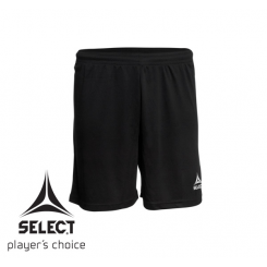 Select Pisa - Spillershorts - Sort