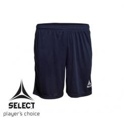 Select Pisa - Spillershorts - Marineblå