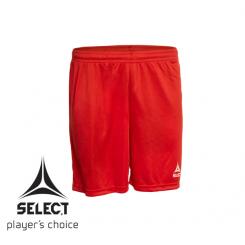 Select Pisa - Spillershorts - Rød