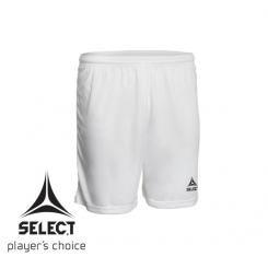 Select Pisa - Spillershorts - Hvid