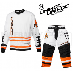 Unihoc Feather Målmandssæt orange