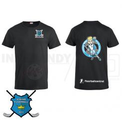 Super Seje Drenge T-shirt - Stevns Floorball