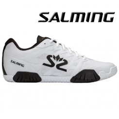 Salming Hawk 2 Shoe Men - Floorballsko - white / black