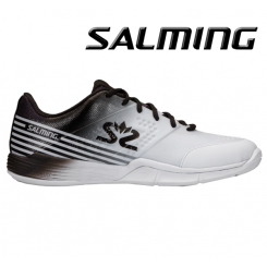 Salming Viper 5 Men - Floorballsko - white/black