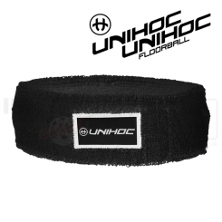 Unihoc Headband Terry mid black