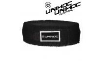 Unihoc Headband Terry mid black