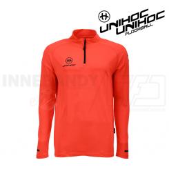 Unihoc T-shirt Technic L/S coral
