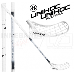 Unihoc Epic Carbskin Feather Light 29 white - Floorballstav