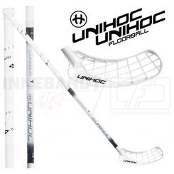 Unihoc Epic Carbskin Feather Light 29 white - Floorballstav