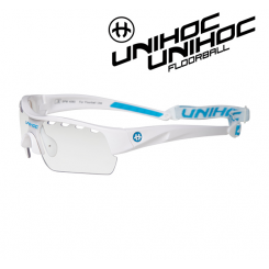 Unihoc Victory Eyewear Jr white / blue