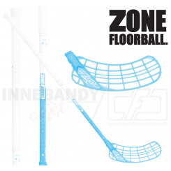 Zone Zuper Air Light 31 white/ice blue - Floorballstav