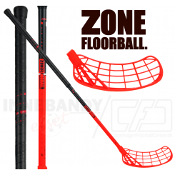 Zone Maker Air Light 29 black/red - Floorballstav