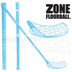 Zone Hyper Air Curve 2.0° 29 blue - Floorballstav