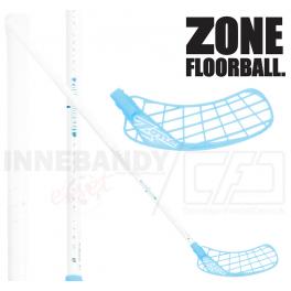 Zone Hyper AIR Superlight 29 white/ice blue - Floorballstav