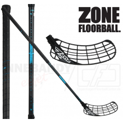 Zone Zuper Air Superlight 28 black/blue - Floorballstav