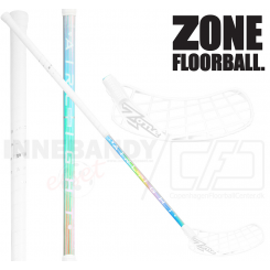 Zone Hyper Airlight 28 holographic/white - Floorballstav