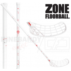 Zone Maker Prolight 27 white carbon - Floorballstav