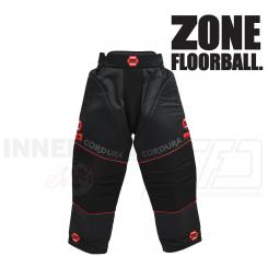 Zone Målmandsbukser Pro - black/red
