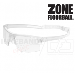 Zone Eyewear Protector Jr transparent/white