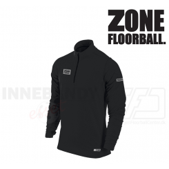 Zone T-shirt Hitech L/S black