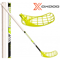 Oxdog Iroc 27 Oval white/green