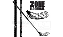 Zone Hyper Composite 27 black - Floorballstav