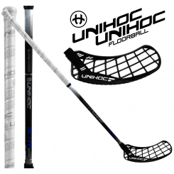 Unihoc Iconic Superskin REG 26 GLNT edt. - Floorballstav