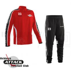 Træningsdragt - Hvidovre Attack FC - Hektor