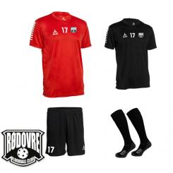 Komplet Spillersæt - Rødovre FC