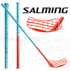 Salming Raptor TourLite Aero 2° 27 light blue/red