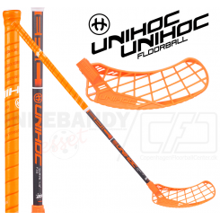 Unihoc Epic Curve 1.0° 32 neon orange