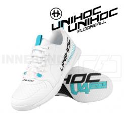 Unihoc U4 PLUS LowCut Lady white