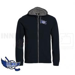 Hættetrøje - Blue Wings Floorball - Classic Hoodie Fullzip