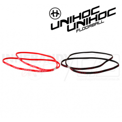 Unihoc Hairband Totti 2pack red / black