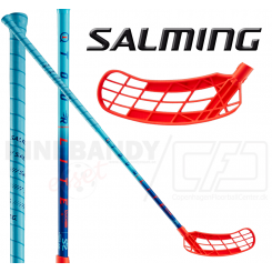 Salming Q1 TourLite Touch 27 navy/light blue