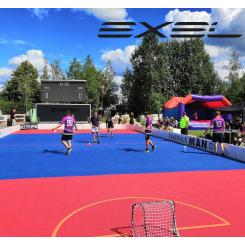 Exel Multisports Flooring - Floorballgulv
