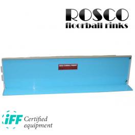 Rosco Floorball Bander - ACTIVE - Fullsize bane 20x40 meter, lyseblå - IFF Godkendte