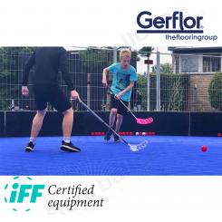 Gerflor PowerGame+ Sports Court - IFF Godkendt - Floorballgulv