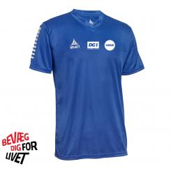 DGI Ferieskole Spilletrøje - Select Pisa - Blå