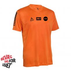 DGI Ferieskole Spilletrøje - Select Pisa - Orange
