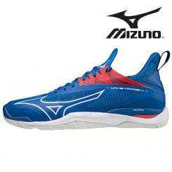 Mizuno Wave Mirage 4 Unisex blue/white/red