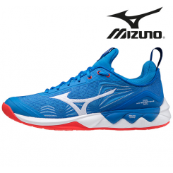Mizuno Wave Luminous 2 Unisex blue/white/red